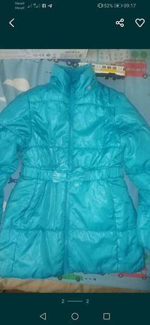 Куртка 2 шт осіння демі для дівчинки