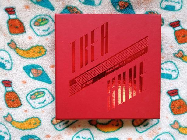 ATEEZ álbum Treasure ep.2: zero to one