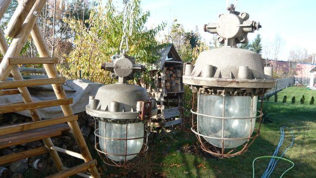 Lampy industrialne OMP 300 2 szt