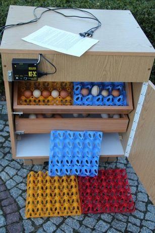 Inkubator 180 jaj AUTOMATYCZNE sterowanie do kur gesi FILM