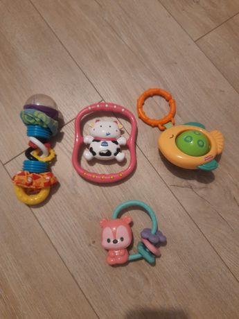 Grzechotki dla niemowlaczka