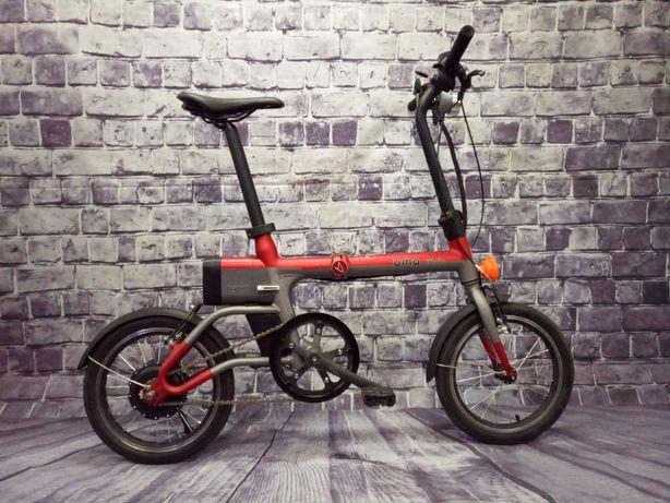 Электрический складной велосипед UMA mini 36v
