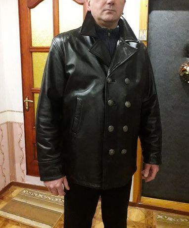 Куртка кожаная,оригинал