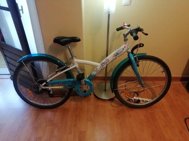 Bicicleta de menina BTwin roda 24