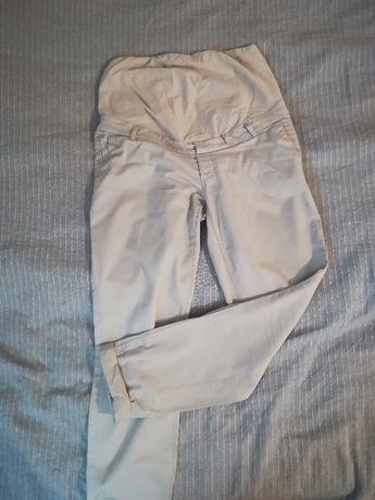 Spodnie ciążowe H&M Mama r. 38
