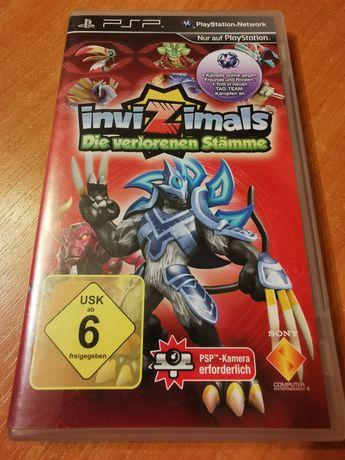 Invizimals, Open Season na PSP