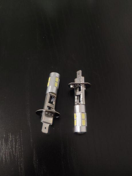 Lâmpadas Led H1 /H3 / t10