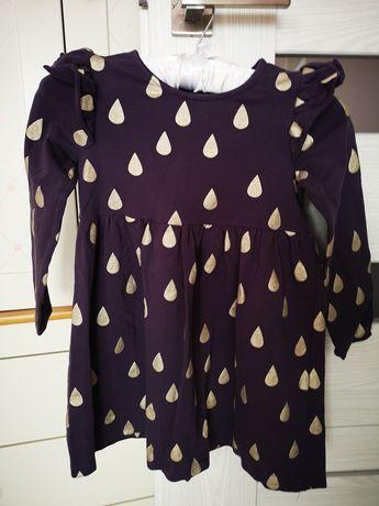 Sukienka Lily Grey rozmiar 128
