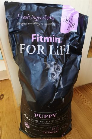 Karma FITMIN FOR Life Puppy 14,7 kg