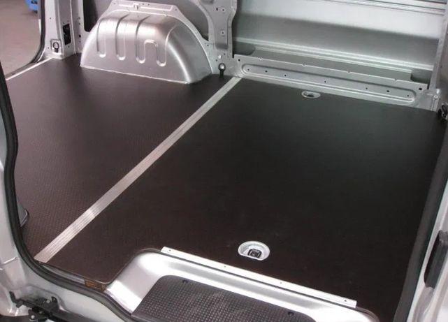 Фанера для транспорта ламинированная 1500*3000мм на пол, для кузова