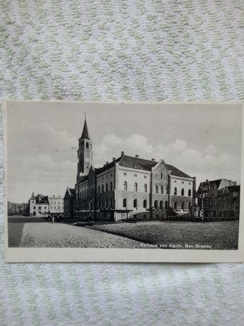 Widokówka 1940 r Woclaw