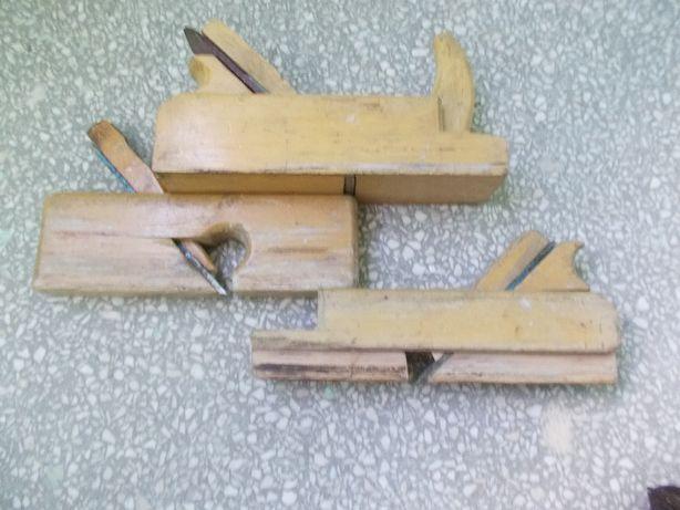 Stare narzędzia-strugi /heble/