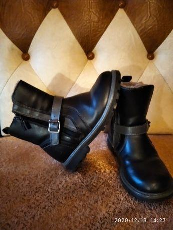 Акція! Черевички чобітки сапоги ботинки зимові