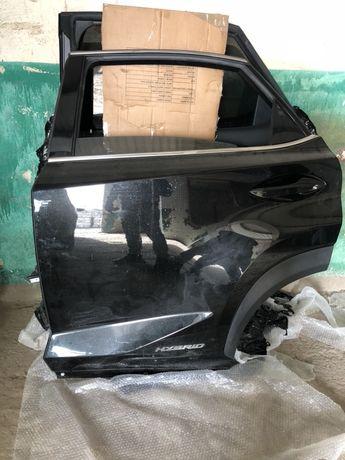 Lexus nx дверь, крышка багажника, фонари, подрамник