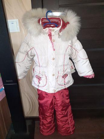 Комбинезон зимний куртка Donilo
