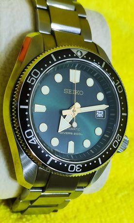 Seiko special Edition Dark Green Sunset