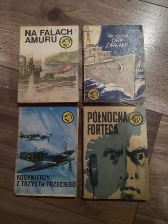Komplet 4 książek