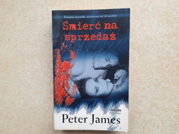 Śmierć na sprzedaż Peter James