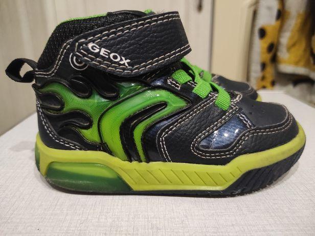 Ботинки хайтопы Geox 24 р