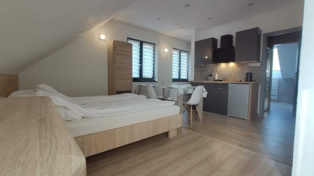Apartamenty Pokoje Gościnne Góry Jezioro Góra Żar - Domek