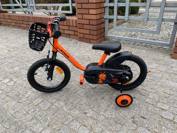 """Decathlon Rower 500 ROBOT 14"""" dla dzieci"""