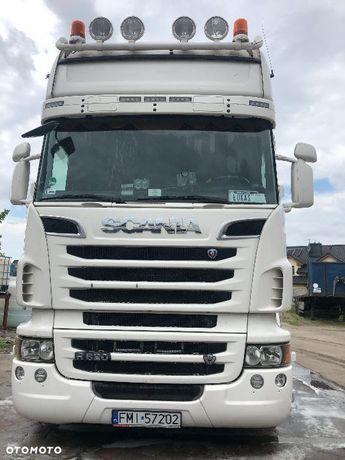 Scania R620  Scania R620 6/4 3osiowa