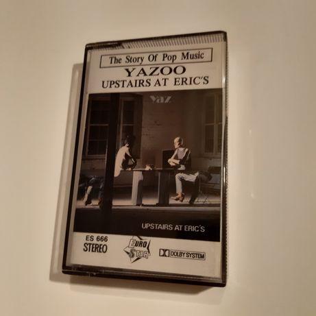 Yazoo Upstairs at Eric's kaseta