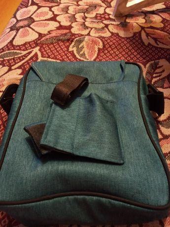 Продам сумку для детского велпсипеда-коляски