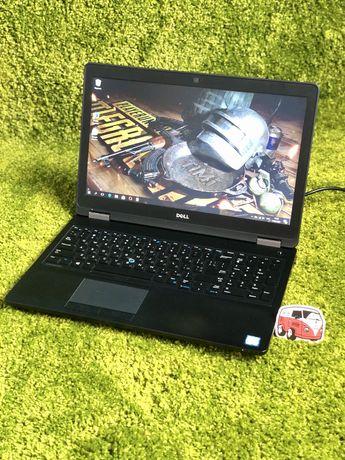 Игроврй Dell 3510 I7-6820HQ/Radeon R7/ 8Gb / SSD 180