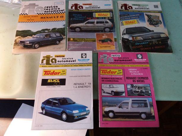 Revistas Técnicas do Automóvel