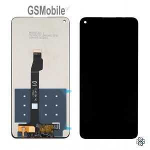 Ecrã - Display LCD Touch Huawei P40 Lite 5G Preto CDY-NX9A