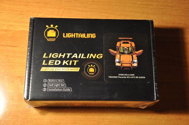 Lightailing led kiy Lego Porshe 911 GT3 RS 42056
