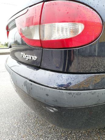 Parachoques Renault Megane