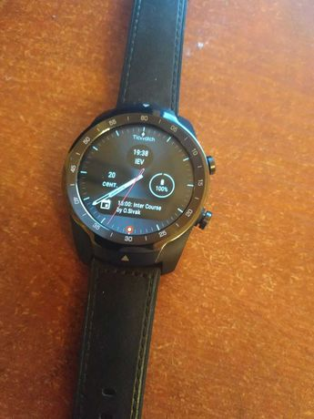 Смарт-часы MOBVOI TicWatch Pro Elegant Black (WF12106)