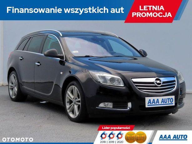 Opel Insignia 2.0 Turbo, Automat, Skóra, Navi, Xenon, Bi-Xenon, Klimatronic,