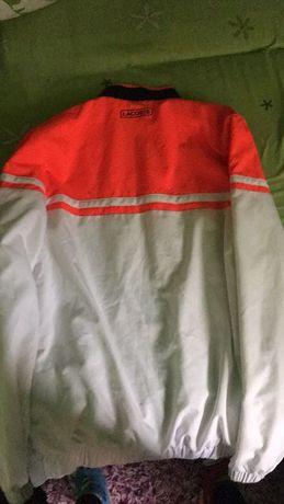 Bluza lacoste biała M