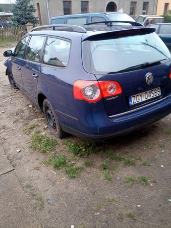 VW passat b6 czesci