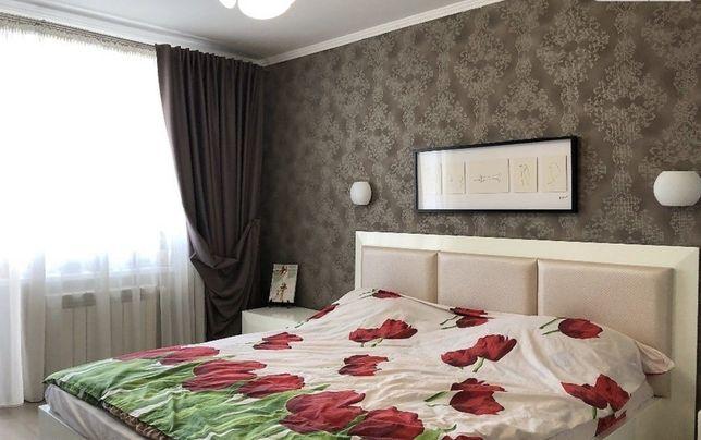 Квартира 1 к с капитальным ремонтом мебелью и техникой