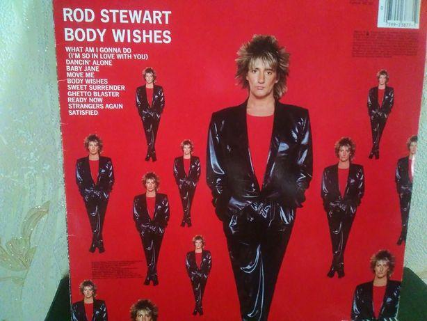 Rod Stewart. Body Wishes.1983.Germany.