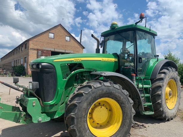 Трактор Джон дір 8320