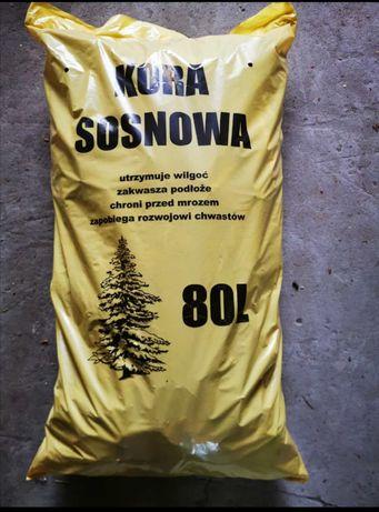 Kora sosnowa 80l Biłgoraj, Janów Lubelski, Sieniawa