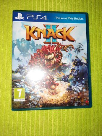 Knack 2, игра PS4