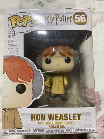 Pop figure Ron Wesley