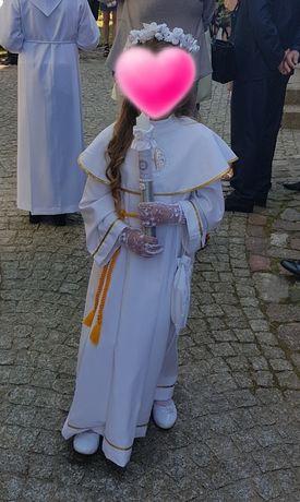 Alba, sukienka komunijna cały zestaw