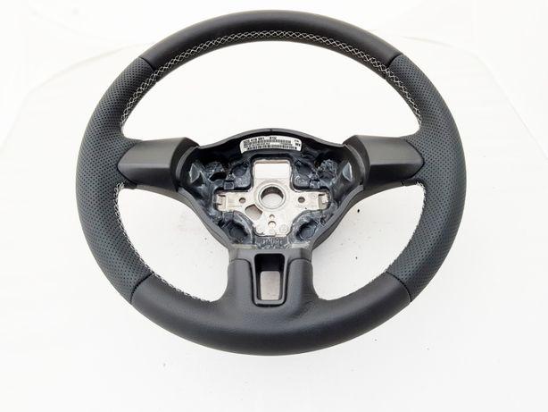 Kierownica VW Golf 6 Jetta nowa skóra samochodowa