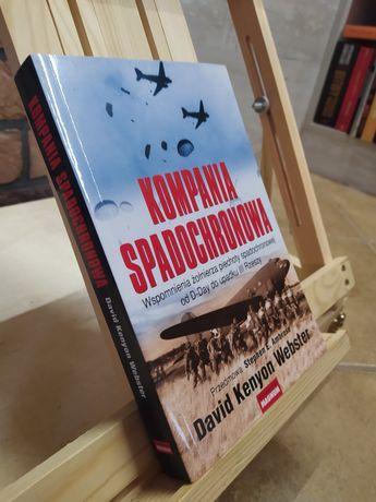 Kompania spadochronowa. David Kenyon Webster