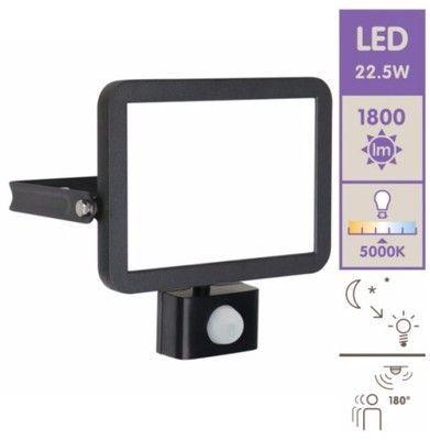 Lampa BLOOMA TELAMON Led z sensorem RUCHU 22,5W