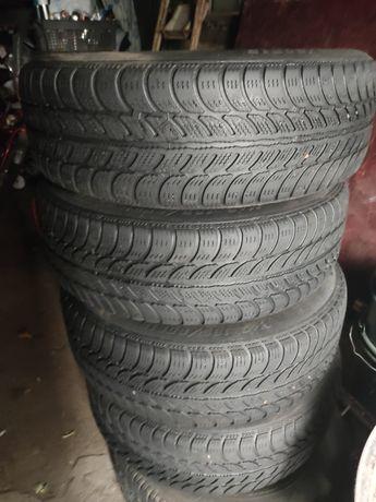 R15 4 100 диски + резина зима Ланос Авео
