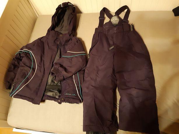 Kurtka i spodnie zimowe / narciarskie