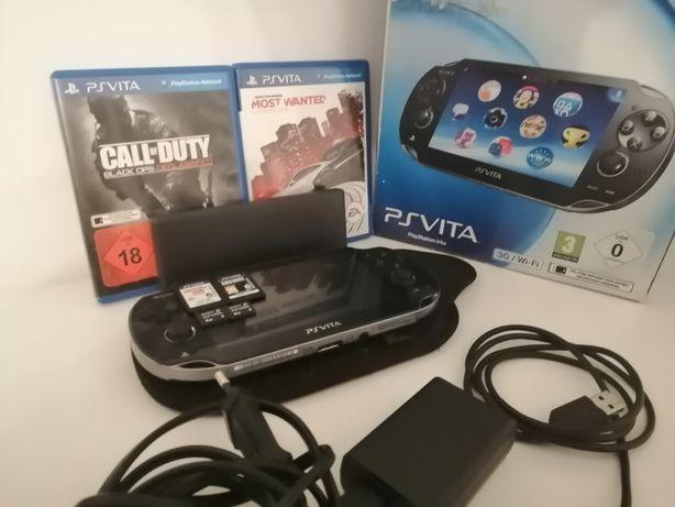PlayStation VITA + GRY